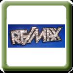 Pin's remax brilhantes
