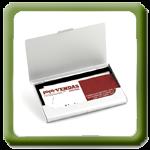 Porta-cartões de visita T-420712