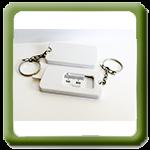 Porta-chaves com Medidor rasto Pneu