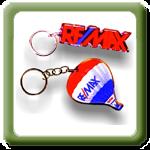 Porta-chaves em polyester